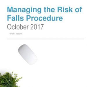 Managing the Risk of Falls Procedure